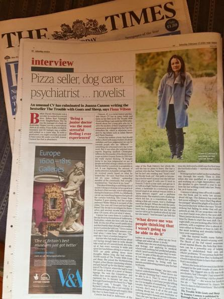 interview the times